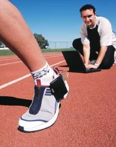 walking gait technology biomechanics
